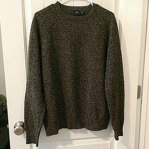 J. Crew Wool Sweater Size Large